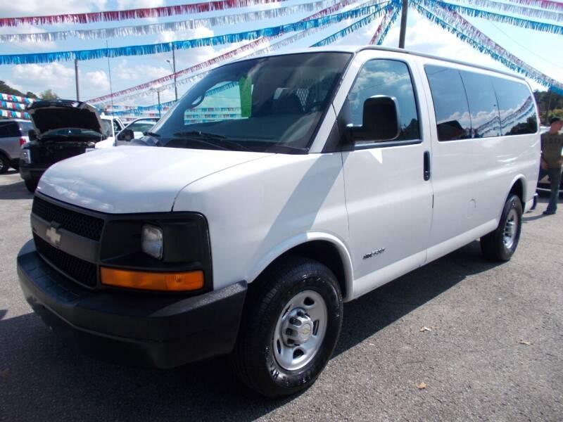 2005 Chevrolet Express Cargo for sale at Culpepper Auto Sales in Cullman AL