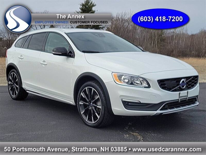 2017 Volvo V60 Cross Country for sale at The Annex in Stratham NH