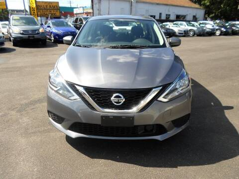 2018 Nissan Sentra for sale at QUALITY AUTO SALES OF NEW YORK in Medford NY