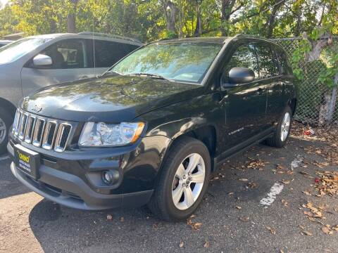 2012 Jeep Compass for sale at Chinos Auto Sales in Crystal MN
