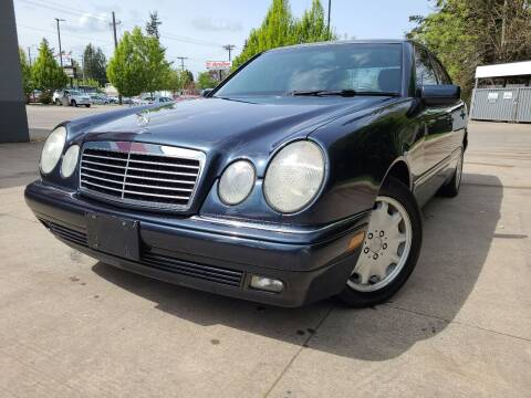 1997 Mercedes-Benz E-Class for sale at A1 Group Inc in Portland OR