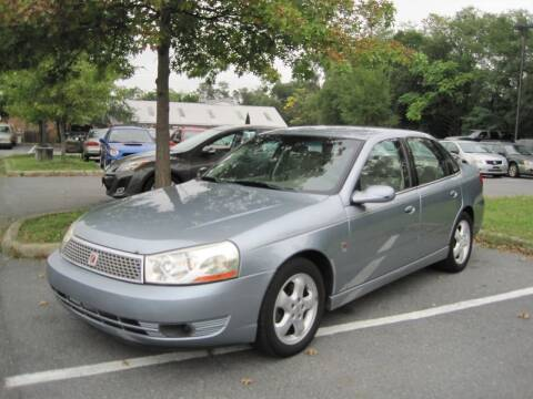 2003 Saturn L-Series for sale at Auto Bahn Motors in Winchester VA