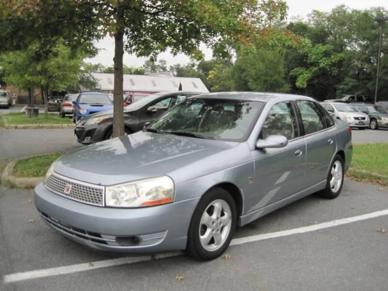 2003 Saturn L-Series for sale at Auto Bahn Motors in Winchester VA