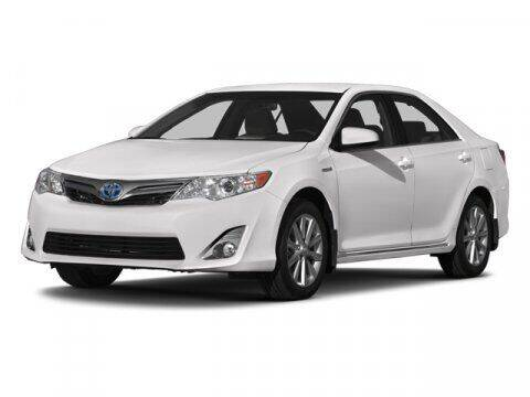 2013 Toyota Camry Hybrid for sale at King's Colonial Ford in Brunswick GA