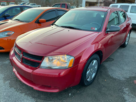 2010 Dodge Avenger for sale at Turner's Inc - Main Avenue Lot in Weston WV