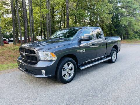2018 RAM Ram Pickup 1500 for sale at H&C Auto in Oilville VA