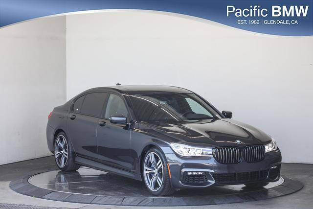 2018 BMW 7 Series for sale in Glendale, CA
