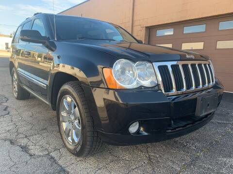 2009 Jeep Grand Cherokee for sale at Martys Auto Sales in Decatur IL
