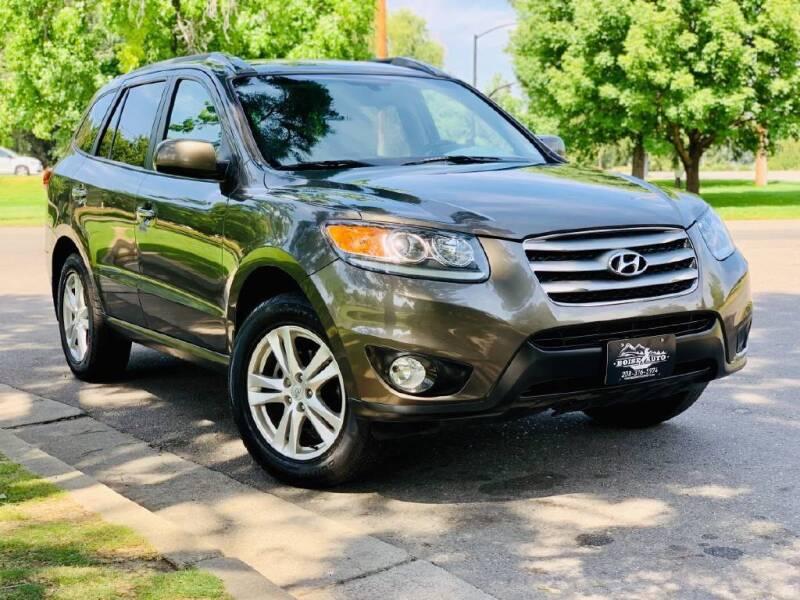 2012 Hyundai Santa Fe for sale at Boise Auto Group in Boise ID