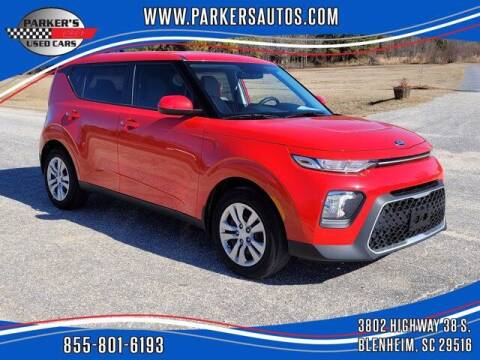 2020 Kia Soul for sale at Parker's Used Cars in Blenheim SC