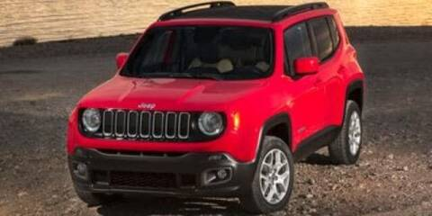 2018 Jeep Renegade for sale at Kiefer Nissan Budget Lot in Albany OR