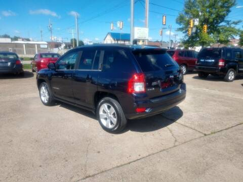 2011 Jeep Compass for sale at Wolfe Brothers Auto in Marietta OH