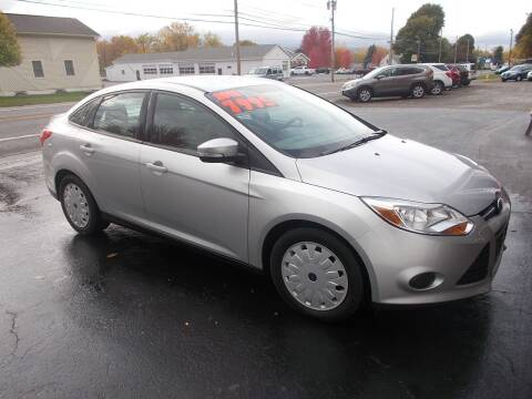 2013 Ford Focus for sale at Dansville Radiator in Dansville NY