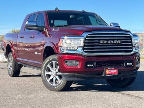2019 RAM Ram Pickup 2500 for sale at Rocky Mountain Commercial Trucks in Casper WY