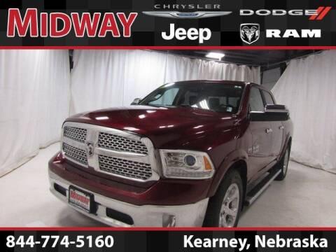 2017 RAM Ram Pickup 1500 for sale at MIDWAY CHRYSLER DODGE JEEP RAM in Kearney NE