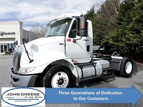 2012 International TranStar 8600 for sale at John Greene Chrysler Dodge Jeep Ram in Morganton NC