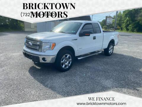 2013 Ford F-150 for sale at Bricktown Motors in Brick NJ