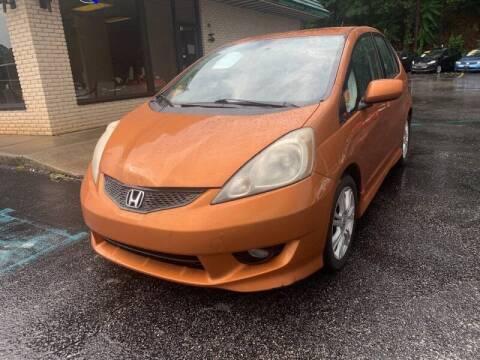 2011 Honda Fit for sale at Diana Rico LLC in Dalton GA