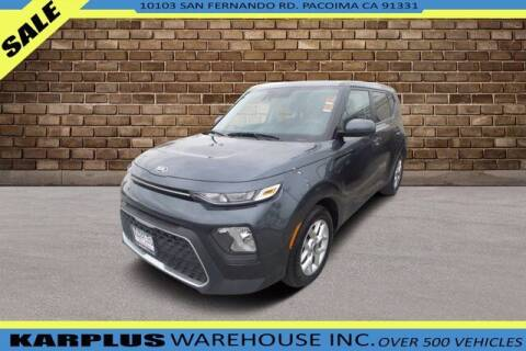 2020 Kia Soul for sale at Karplus Warehouse in Pacoima CA