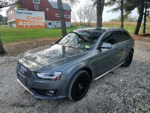 2016 Audi Allroad for sale at Caulfields Family Auto Sales in Bath PA