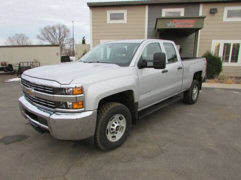 2015 Chevrolet Silverado 2500HD for sale at NorthStar Truck Sales in St Cloud MN