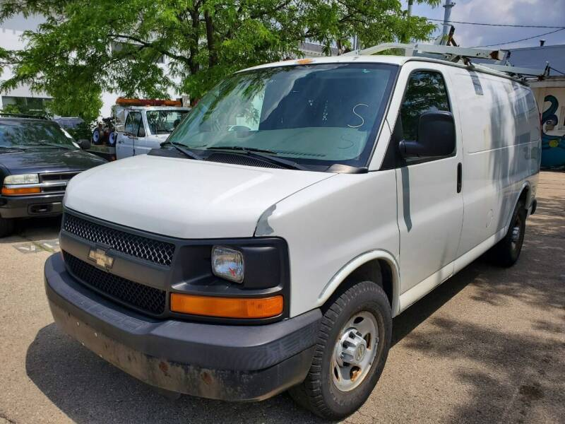 2007 Chevrolet Express Cargo for sale at Steve's Auto Sales in Madison WI