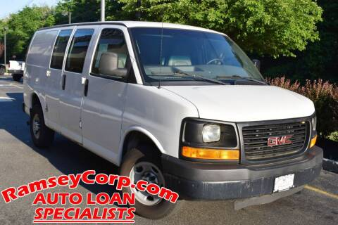 2012 GMC Savana Cargo for sale at Ramsey Corp. in West Milford NJ
