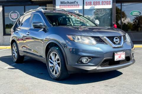2014 Nissan Rogue for sale at Michael's Auto Plaza Latham in Latham NY