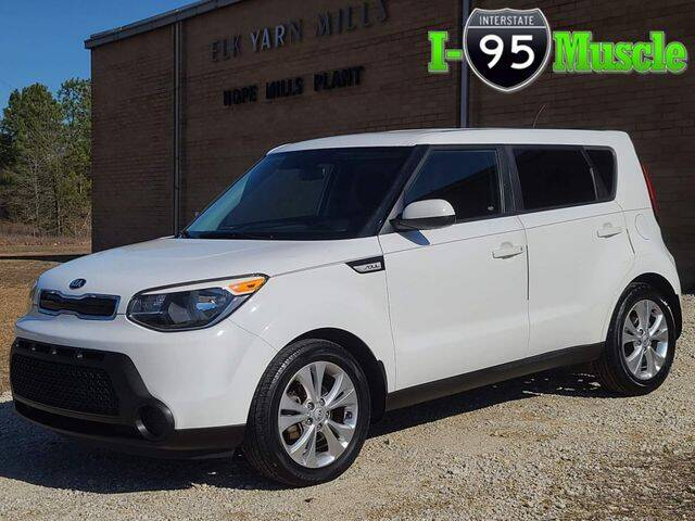 2015 Kia Soul for sale at I-95 Muscle in Hope Mills NC