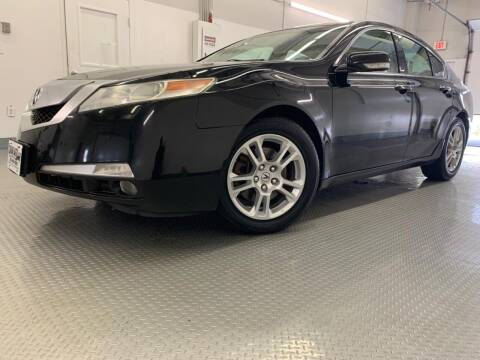 2009 Acura TL for sale at TOWNE AUTO BROKERS in Virginia Beach VA