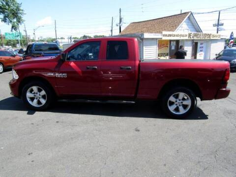2013 RAM Ram Pickup 1500 for sale at American Auto Group Now in Maple Shade NJ