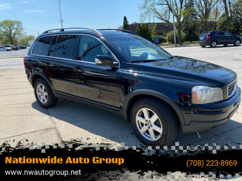 2007 Volvo XC90 for sale at Nationwide Auto Group in Melrose Park IL