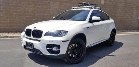 2011 BMW X6 for sale at LA Motors LLC in Denver CO