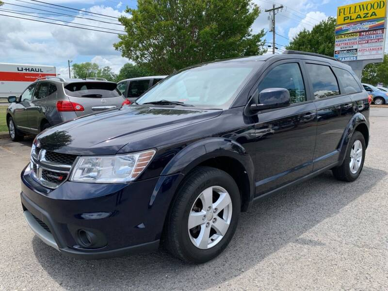 2011 Dodge Journey for sale at 5 Star Auto in Matthews NC