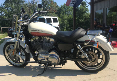2011 Harley Davidson XL883 L for sale at Gaither Powersports & Trailer Sales in Linton IN