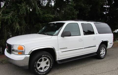 2002 GMC Yukon XL for sale at B & C Northwest Auto Sales in Olympia WA