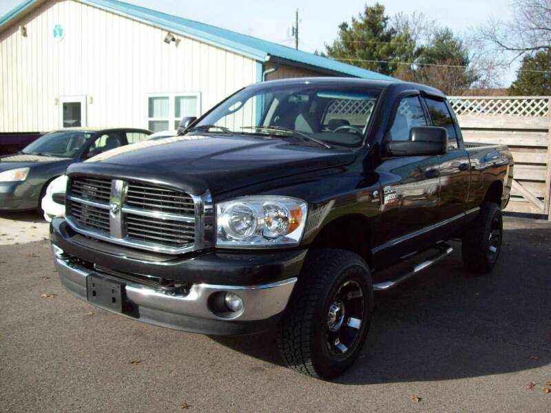2007 Dodge Ram Pickup 2500 for sale at Classics and More LLC in Roseville OH