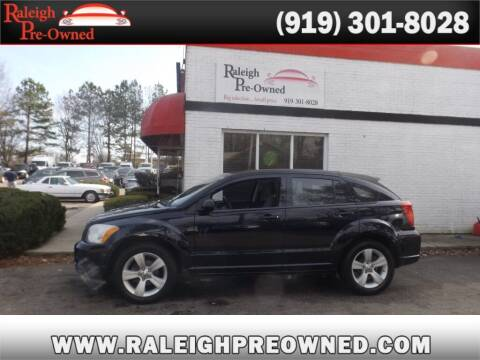 2011 Dodge Caliber for sale at Raleigh Pre-Owned in Raleigh NC
