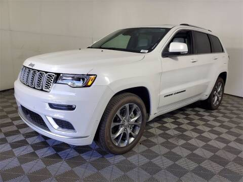 2021 Jeep Grand Cherokee for sale at PHIL SMITH AUTOMOTIVE GROUP - Joey Accardi Chrysler Dodge Jeep Ram in Pompano Beach FL