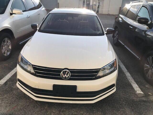 2015 Volkswagen Jetta for sale at Reliable Auto Sales in Plano TX