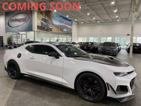 2018 Chevrolet Camaro for sale at Godspeed Motors in Charlotte NC