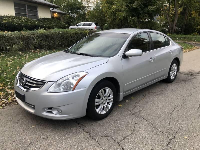 2010 Nissan Altima for sale at Urban Motors llc. in Columbus OH
