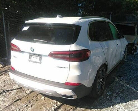 2020 BMW X5 for sale at ELITE MOTOR CARS OF MIAMI in Miami FL