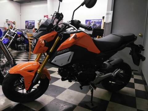 2020 Honda Grom 125 for sale at Irv Thomas Honda Suzuki Polaris in Corpus Christi TX