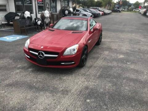2013 Mercedes-Benz SLK for sale at Denny's Auto Sales in Fort Myers FL