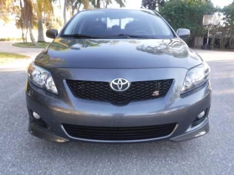 2010 Toyota Corolla for sale at Seven Mile Motors, Inc. in Naples FL