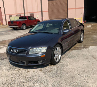 2005 Audi A8 for sale at BWC Automotive in Kennesaw GA