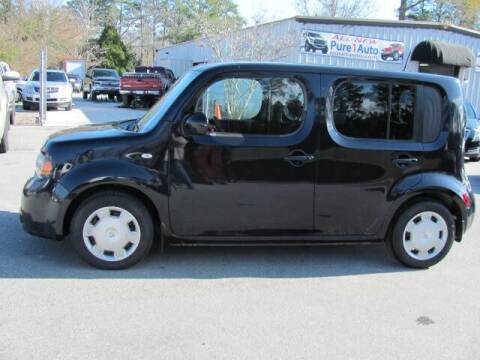 2010 Nissan cube for sale at Pure 1 Auto in New Bern NC