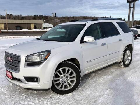 2016 GMC Acadia for sale at STATELINE CHEVROLET BUICK GMC in Iron River MI