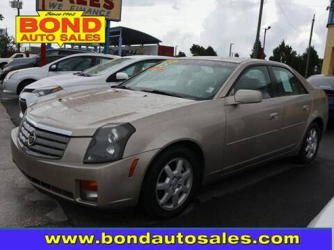 2005 Cadillac CTS for sale at Bond Auto Sales in Saint Petersburg FL